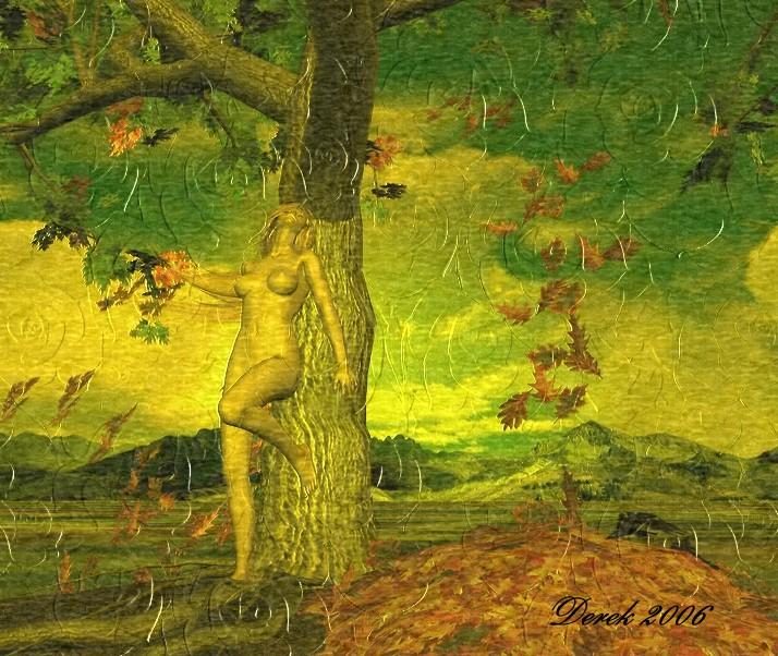 Sensual Autumn