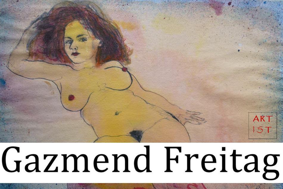 GABRIELE BY GAZMEND FREITAG
