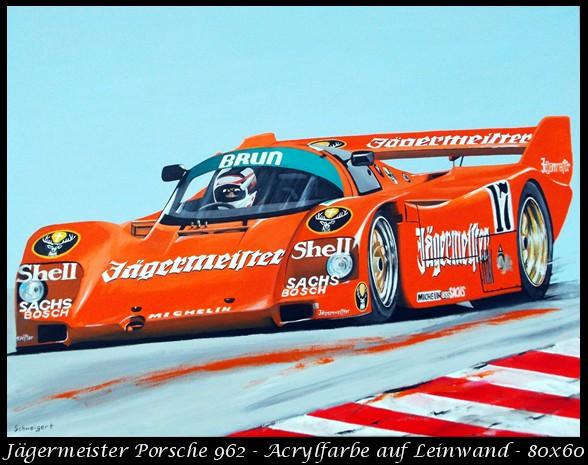 Jägermeister Porsche 962