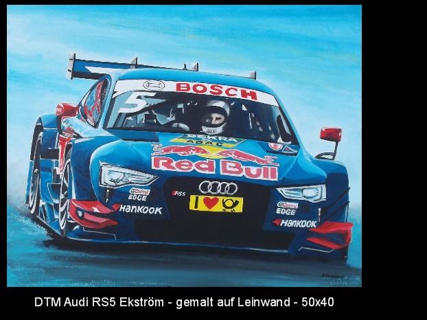Audi DTM Ekström