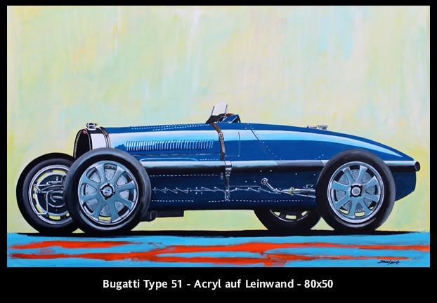 Bugatti Type 51