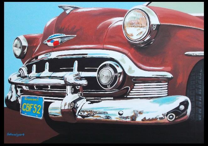 Chevrolet 53 Bel Air