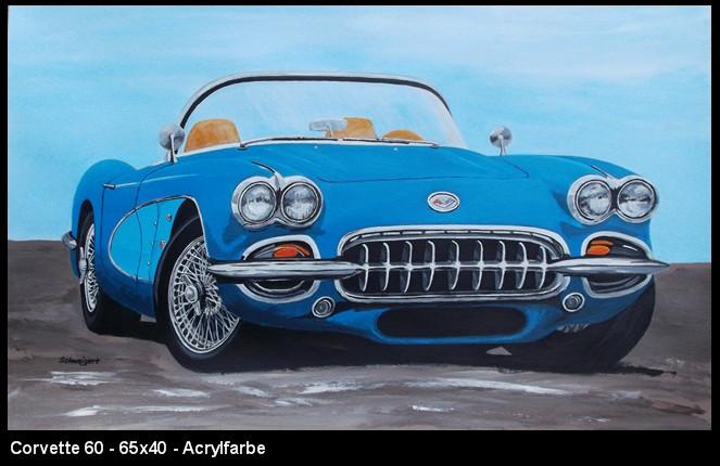 60er Corvette