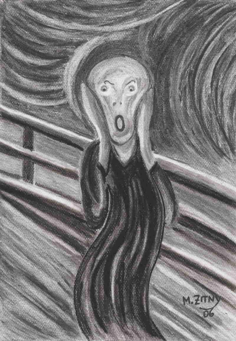 Der Schrei