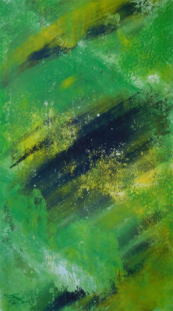 Grün-Verlauf 1