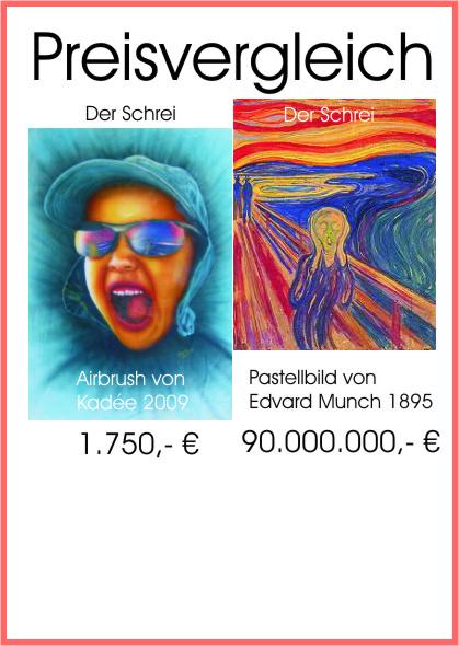 Preisvergleich (2012) Collage