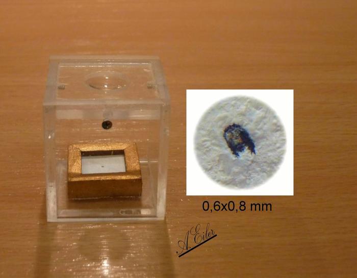Konterfei Jesus (Miniatur)