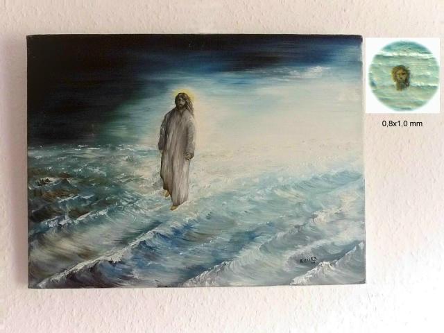 Das wunder von Jesus