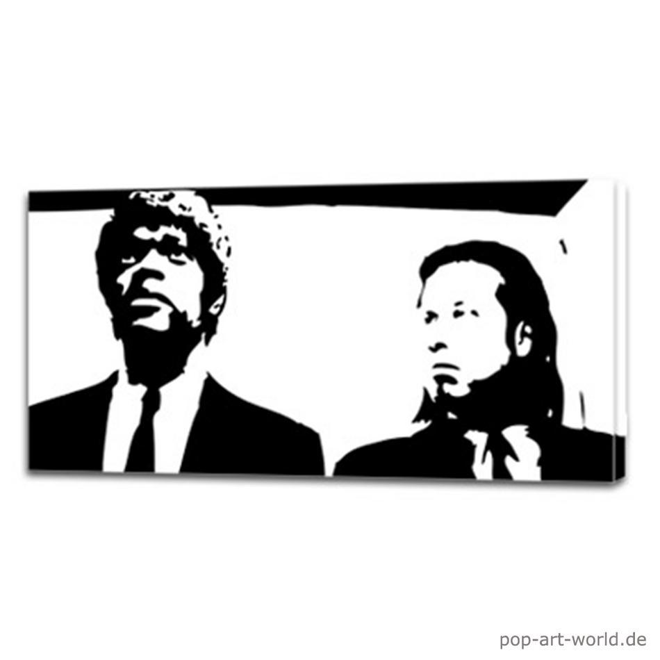 Pulp Fiction – Gemälde
