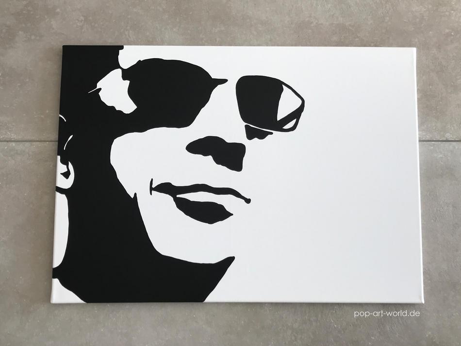 Bruce Willis – Cover - Pop Art