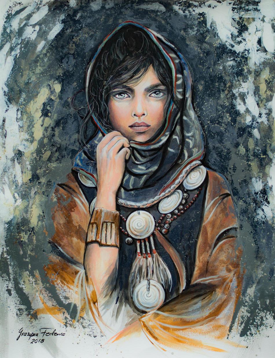 Mädchen Portrait (1)
