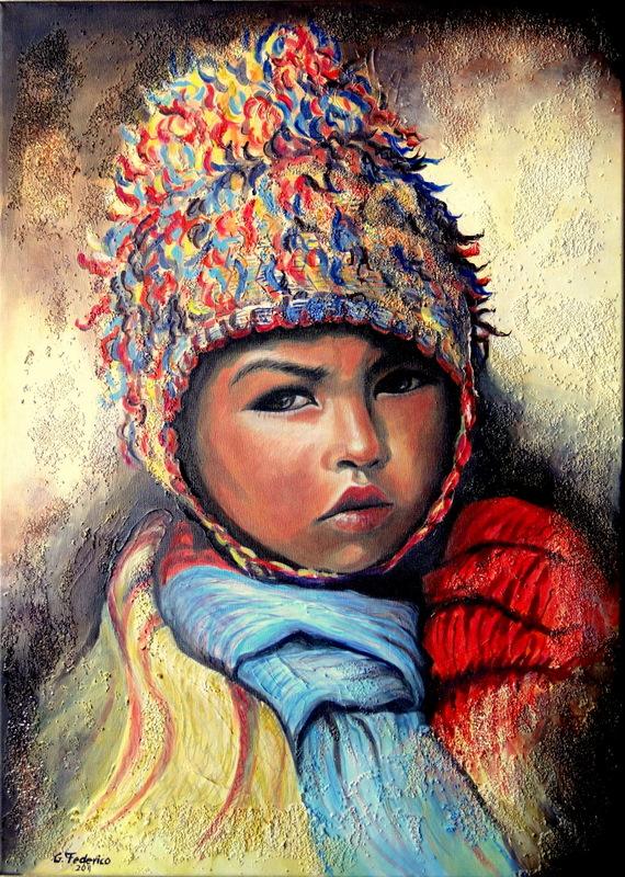 Der Junge aus Peru
