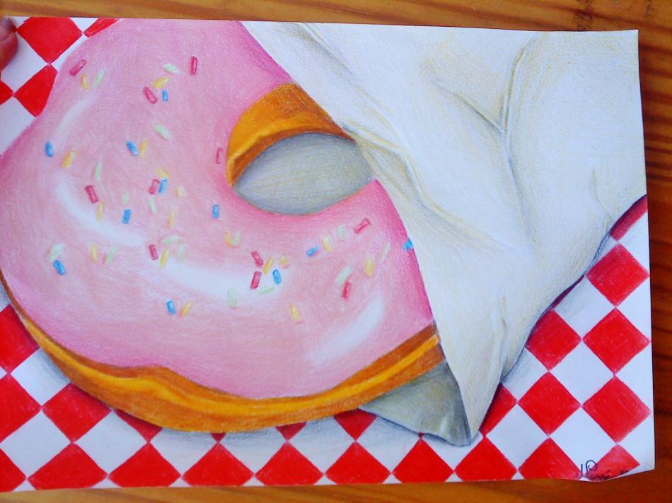 Yummi, Donut!