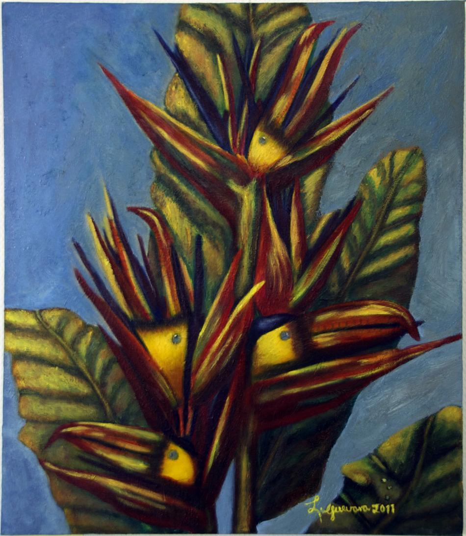 Paradiespflanzen