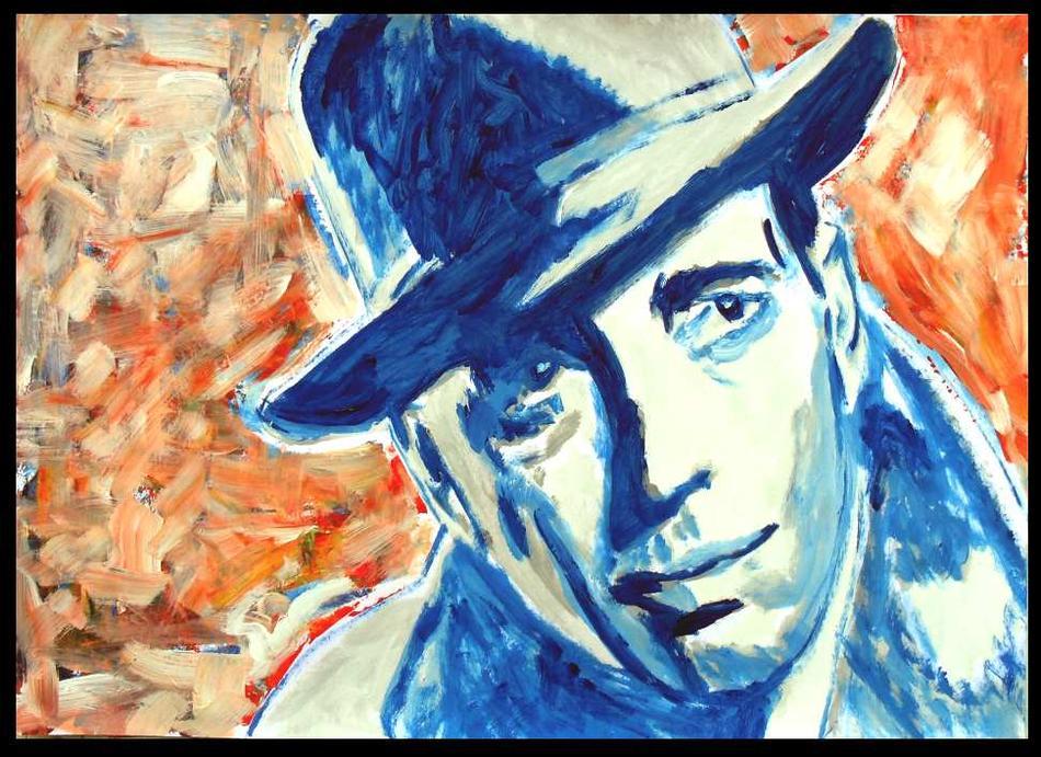 Blue Bogart