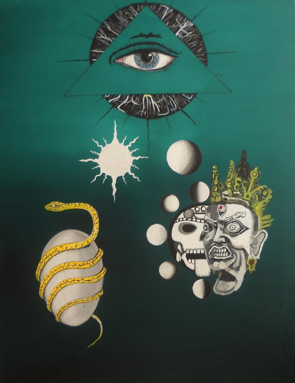Der gehorsame Träumer: Symbolik