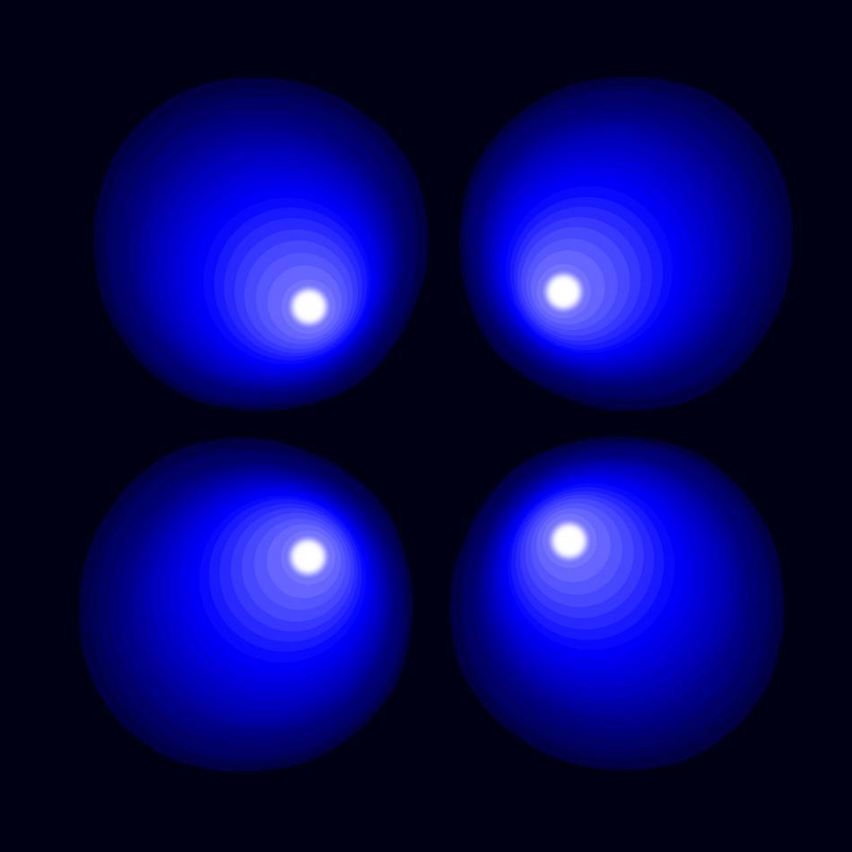 4 Holes I