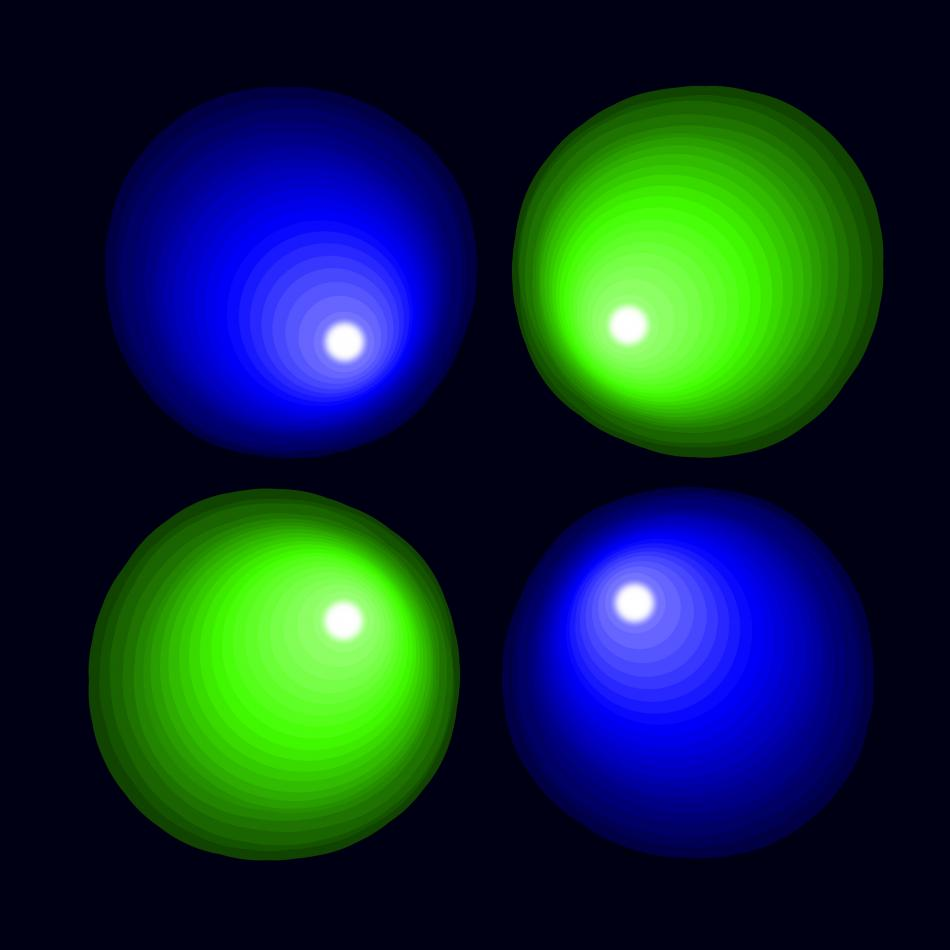 4 Holes IV
