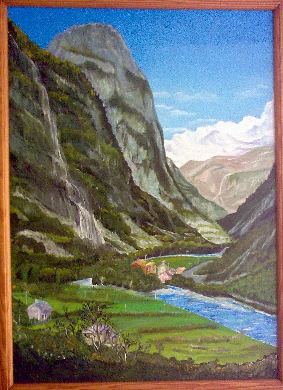 Nærødalen Norwegen
