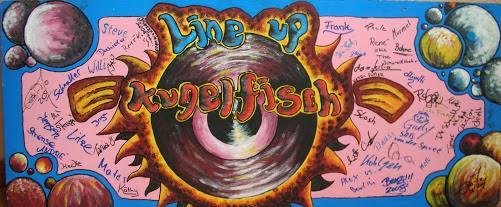 Line up - Kugelfish
