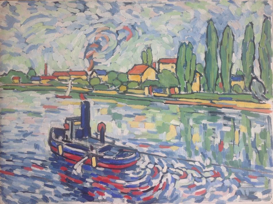 Seine at Chatou