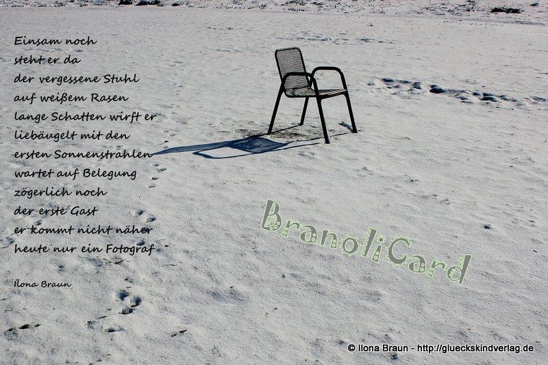 006 Einsamer Stuhl