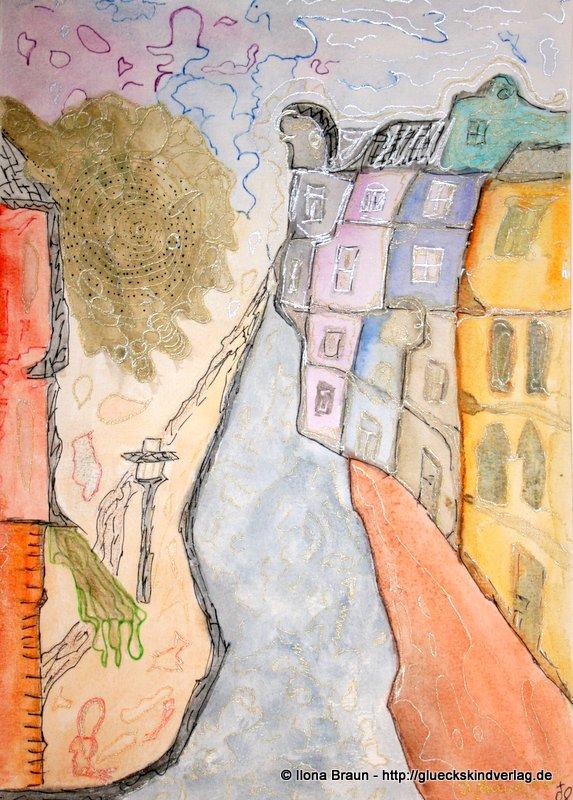 Hohenlimburg meets Hundertwasser