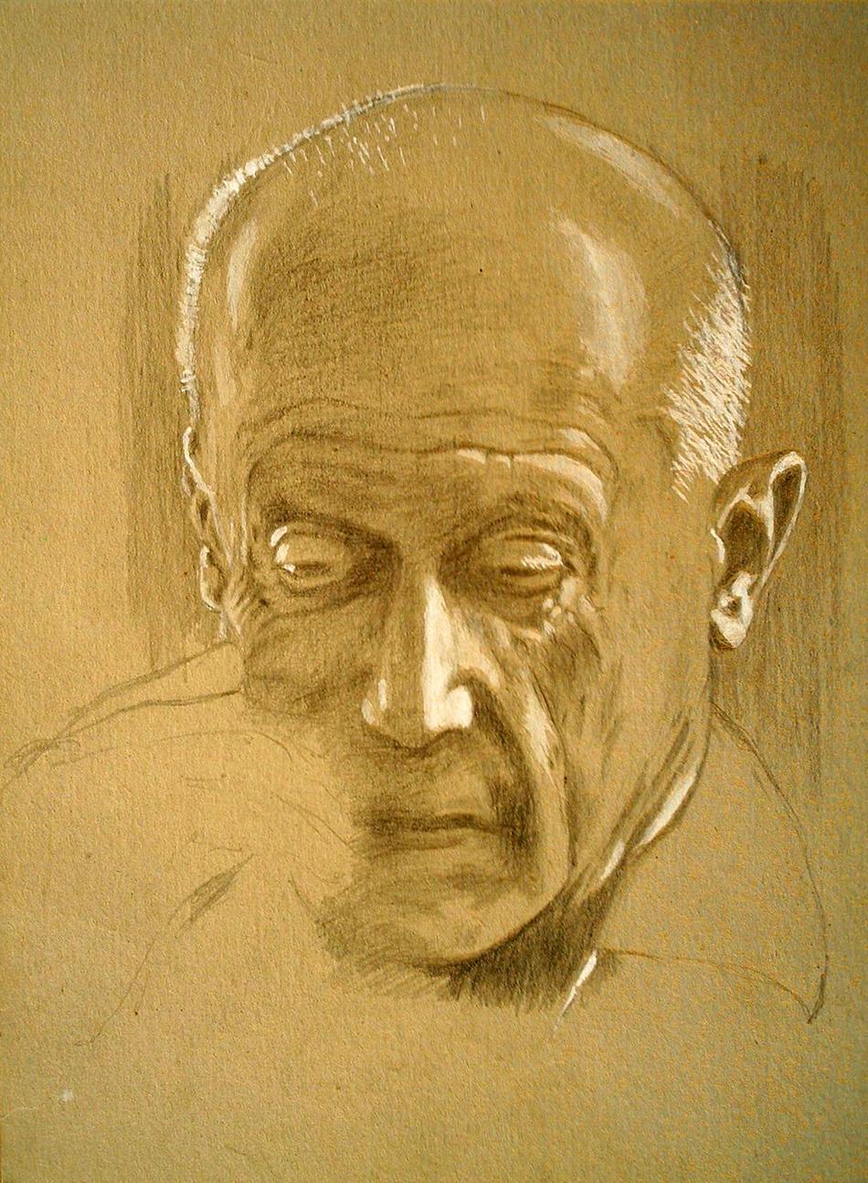 Picasso Studie