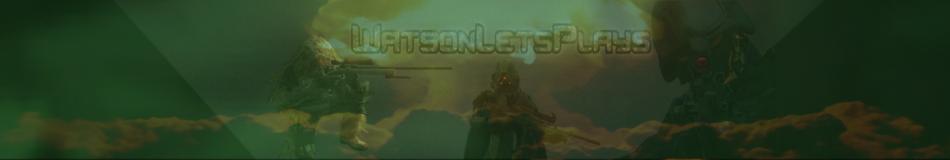 Banner WatsonLetsPlays