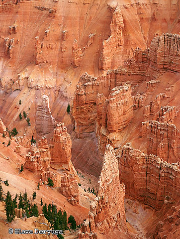 City-Like Rock Group (Cedar Breaks, USA)