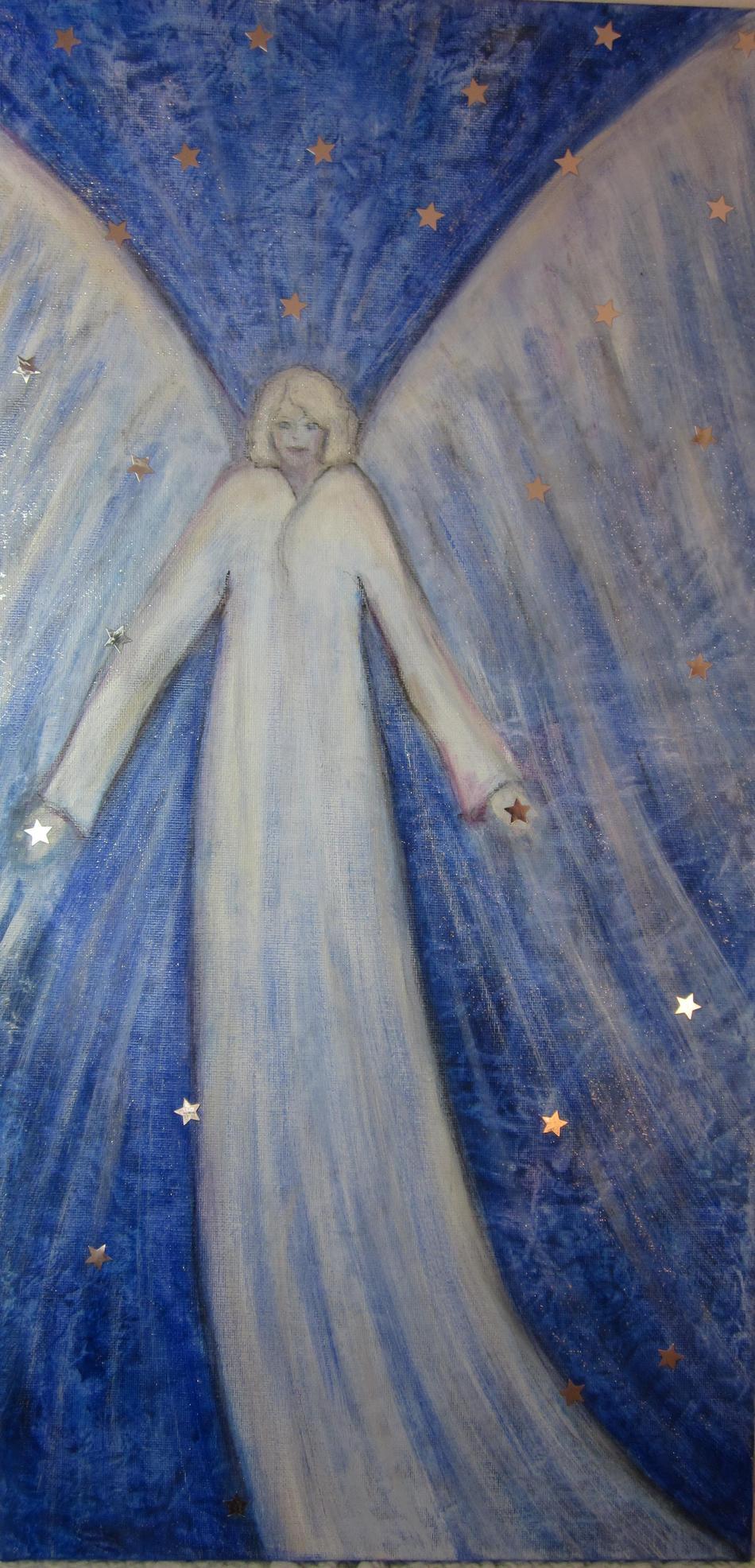 Engel mit den Energien von Erzengel Michael