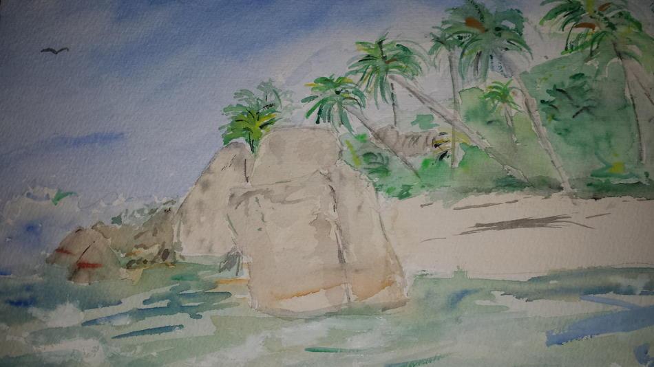 Palmemstrand