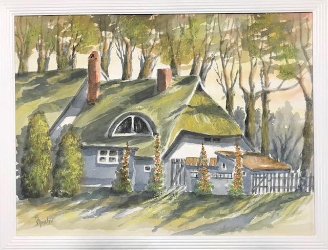 Idylle-Haus im Grünen