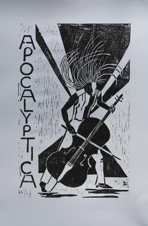 Musik gedruckt, Apocalyptica