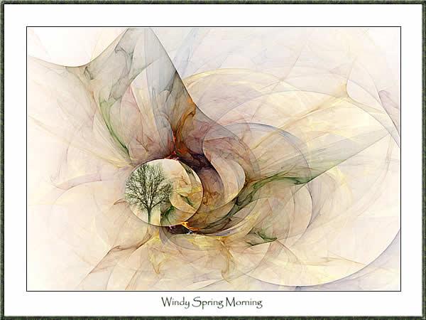 Windy Spring Morning