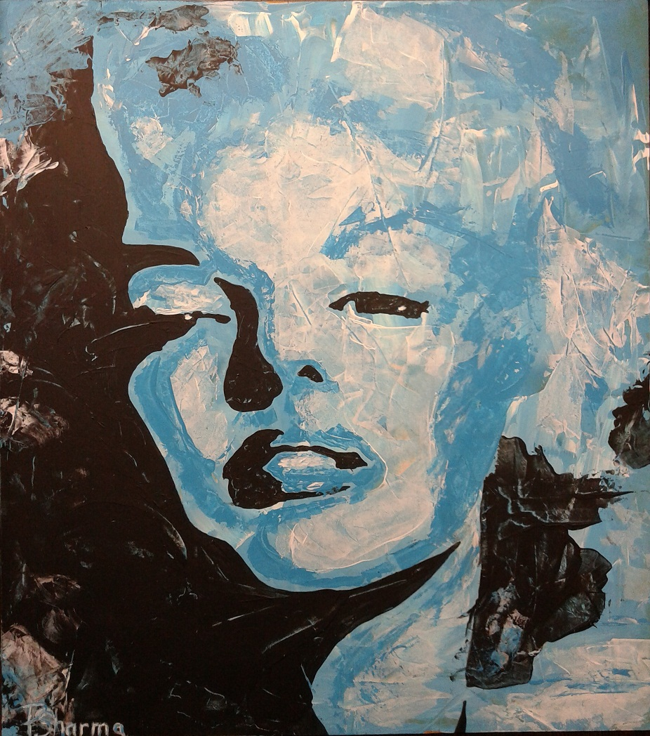 Marylin turquoise
