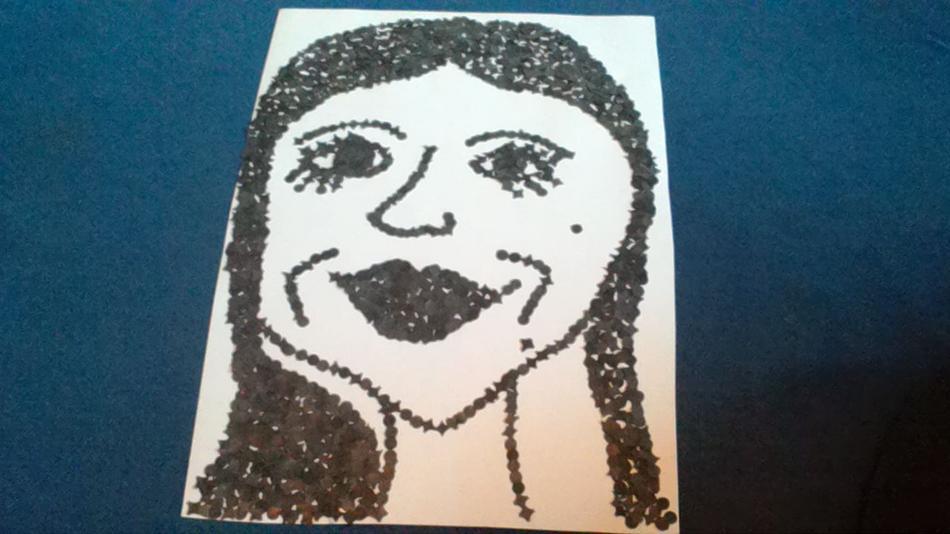 Confettibild Smiling women