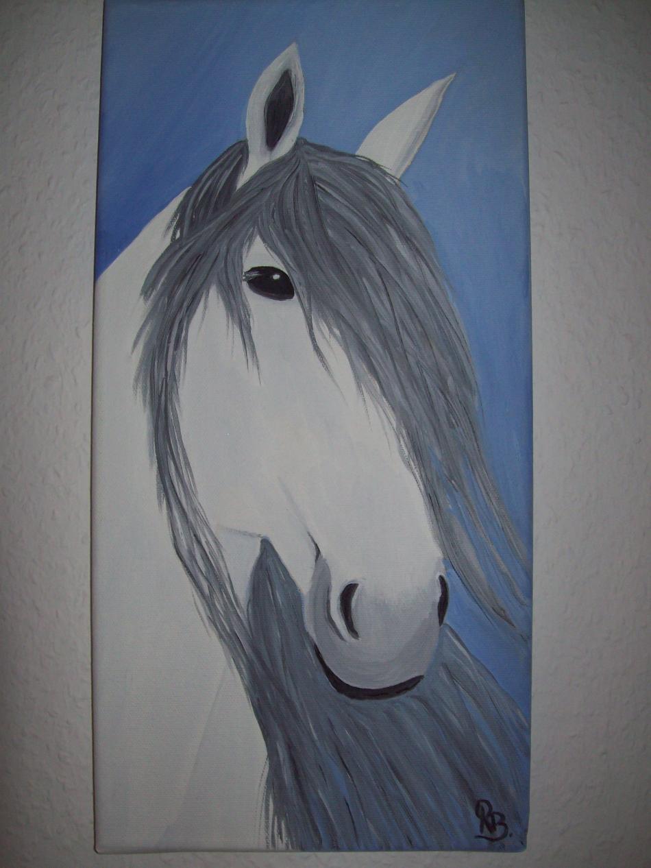 Pferdekopf  20x30