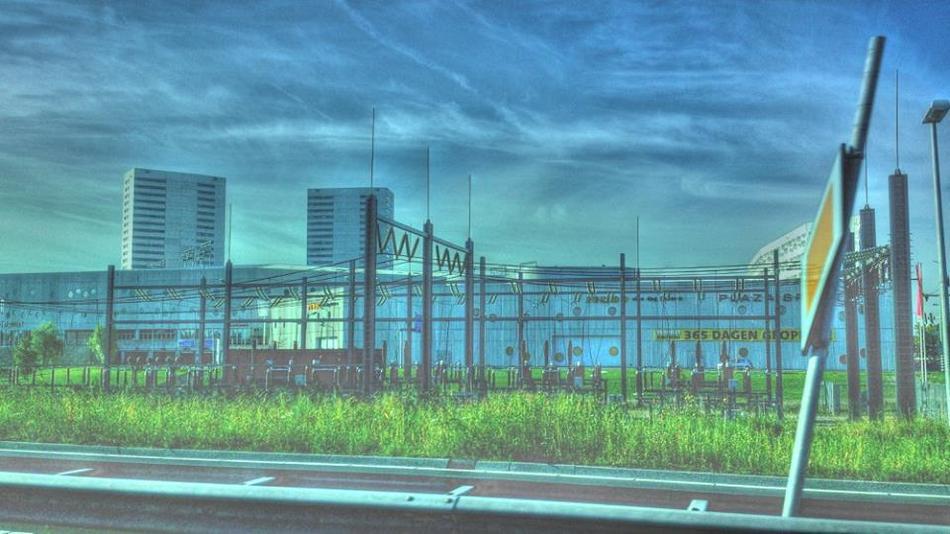 Way to Groningen (NL)