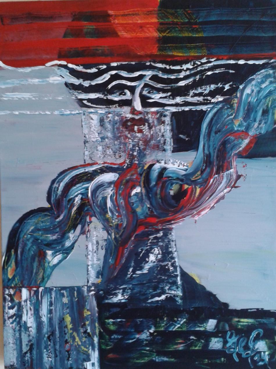 Die abstrakte Frau