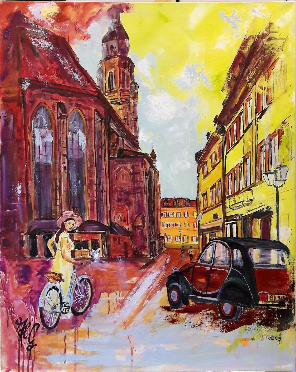 Heidelberg - Heiliggeistkirche