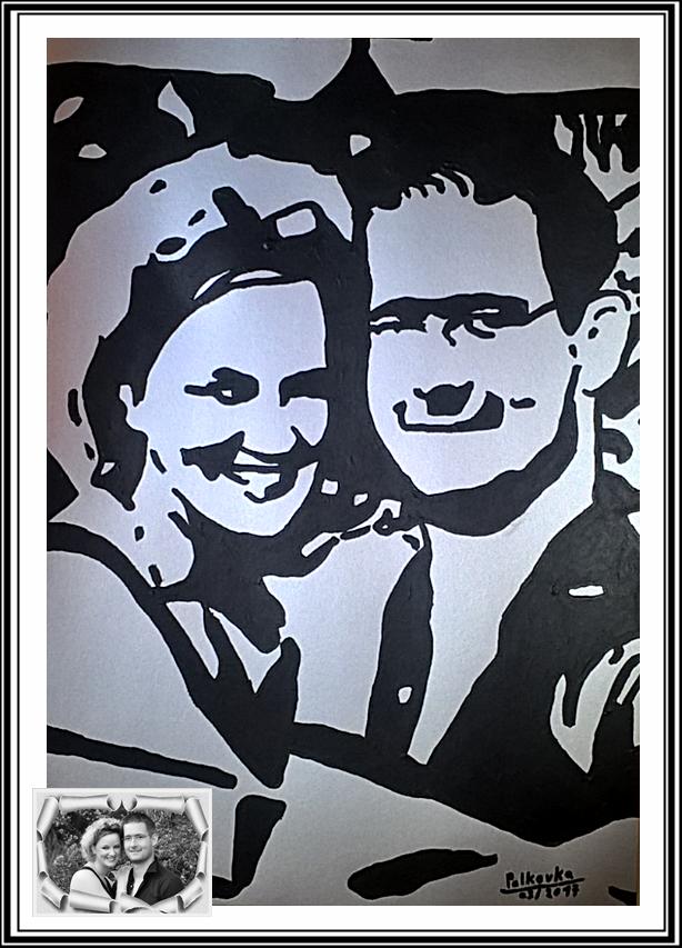 Ramona und Uwe