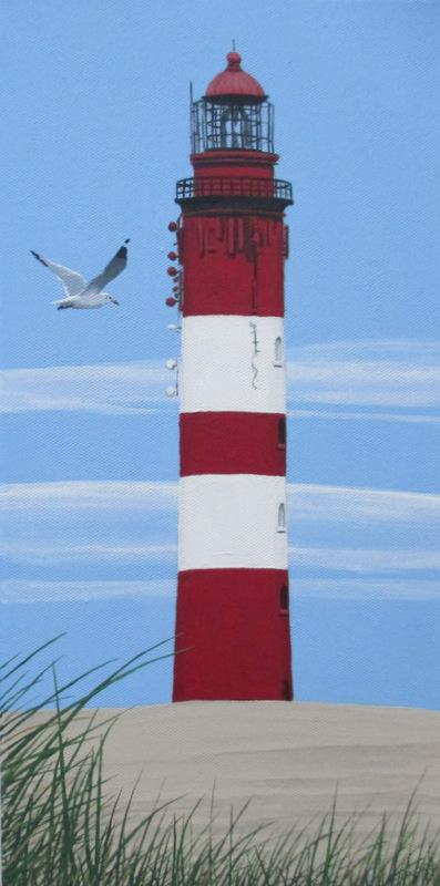 Leuchtturm/Amrum