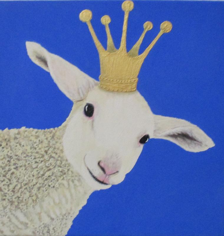 Lammkönigin