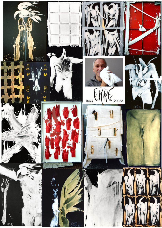 Katalog von Jürgen EHRE 1963-2009
