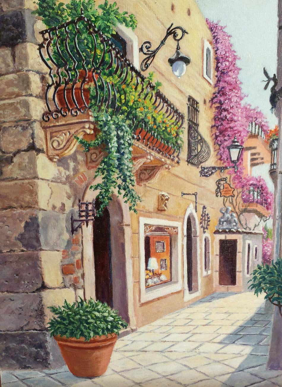 Taormina - Sizilien