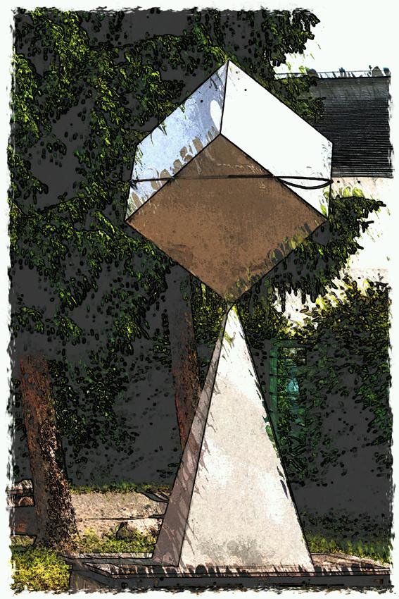 Kunst im Ort QI2015 Geometrie