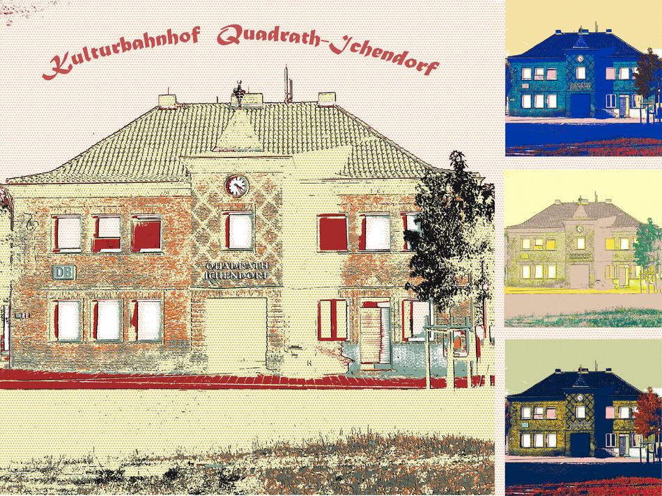 Kulturbahnhof QI Maxi Quer