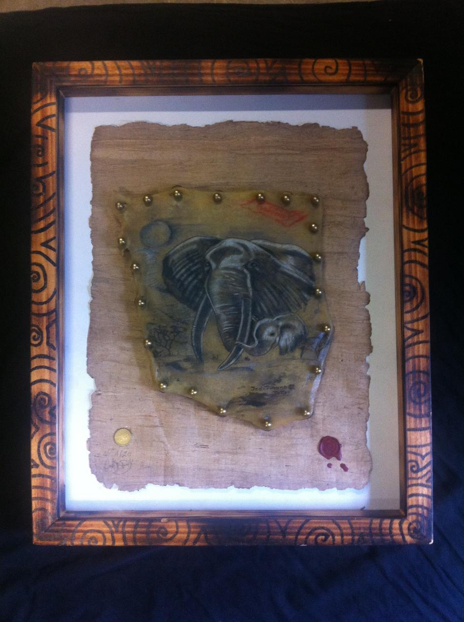 Elefanten Traum
