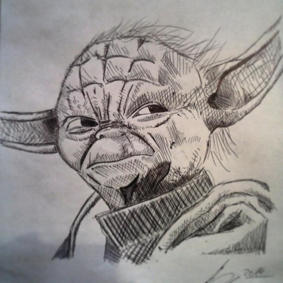 Yoda *StarWars*